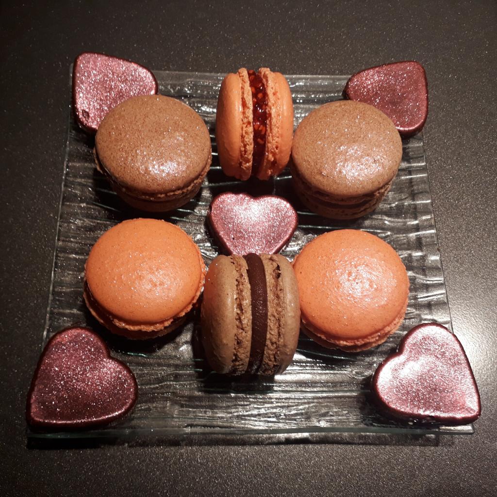 Valentine's Day display
