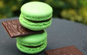 After Eight Macaron