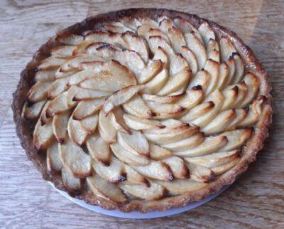 Apple Pie - Macarons versailles